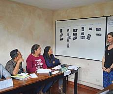 Join our in-class course in Guatemala