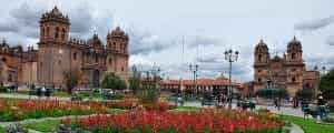 peruvian city of cusco