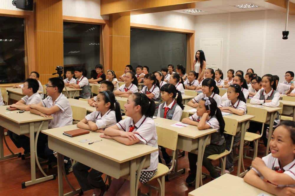 EFL Students Eager to Learn