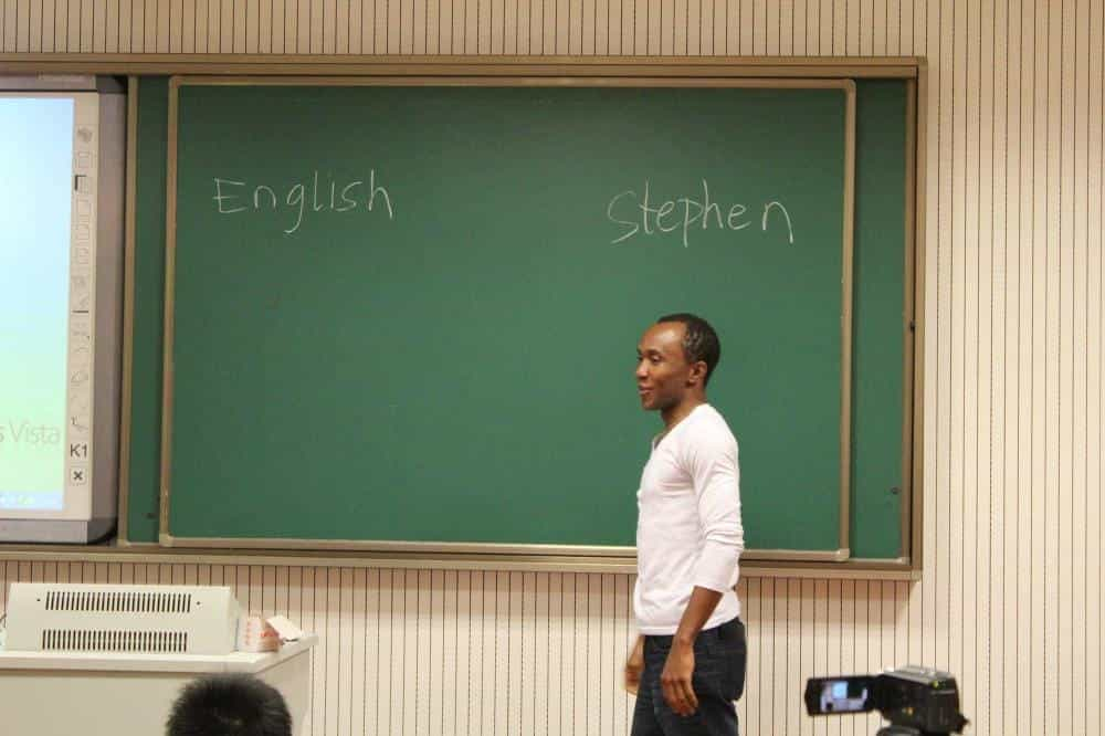 Teaching Practice in Beijing